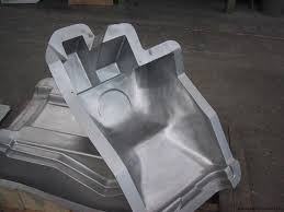 Aluminum Rotational Moulds