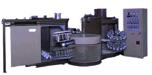 Carousel Rotational Moulding Machine