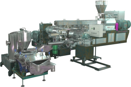 Compounding Extruder Machine