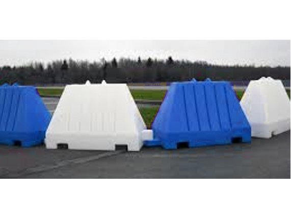 Plastic Road Barriers Moulds