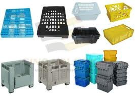 Moulds for Crates and Pallets