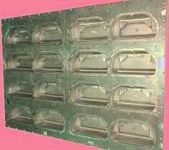 Teflon Coated Rotational Moulds